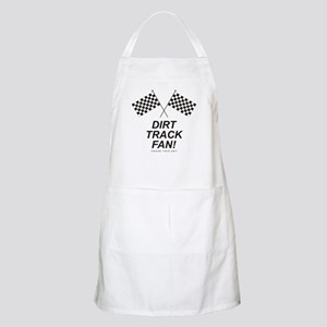 Checker Flag Dirt BBQ Apron