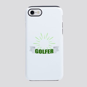Golf Golf Player Worlds Okay iPhone 8/7 Tough Case