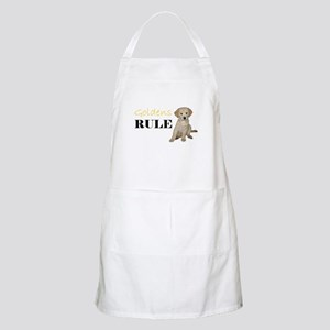 Goldens Rule BBQ Apron