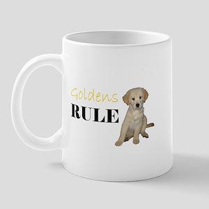 Goldens Rule Mug