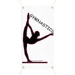 Gymnastics Banner - Beam