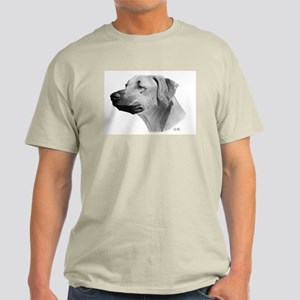 Rhodesian Ridgeback Drawing Light T-Shirt