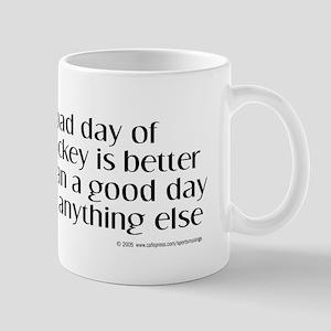 A bad day of hockey... Mug