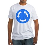 Roundabout Fitted T-Shirt