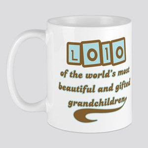 Lolo of Gifted Grandchildren Mug