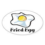 Fried Egg Sticker (Oval 10 pk)