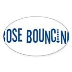 Bose Bouncing Oval Sticker (50 pk)