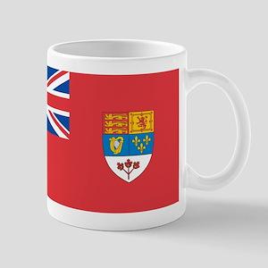 Canada Flag (old) Mug