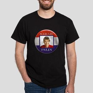Sarah Palin Dark T-Shirt
