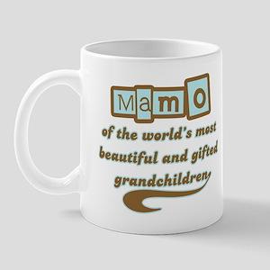 Mamo of Gifted Grandchildren Mug