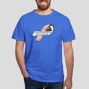 Drake Michel CDH Awareness Ribbon Dark T-Shirt