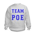 Team Poe Kids Sweatshirt