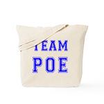 Team Poe Tote Bag