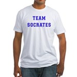 Team Socrates Fitted T-Shirt