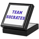 Team Socrates Keepsake Box