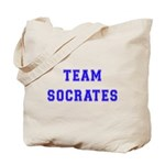 Team Socrates Tote Bag