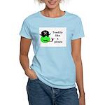 TOADILY LIKE A PIRATE Women's Light T-Shirt