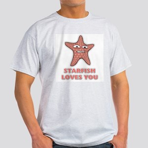 Starfish Loves You T-Shirt