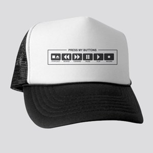Press My Buttons Trucker Hat