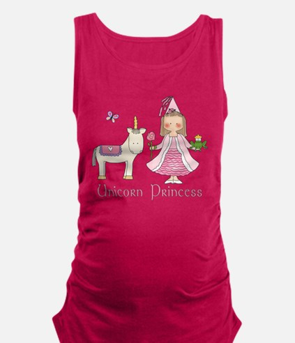 Unicorn100princess Tank Top
