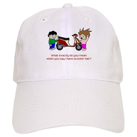 Scooter Hair Cap