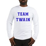 Team Twain Long Sleeve T-Shirt