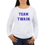 Team Twain Women's Long Sleeve T-Shirt