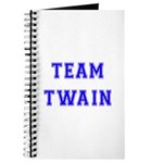Team Twain Journal