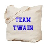 Team Twain Tote Bag