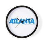 Atlanta Wall Clock