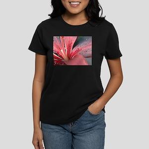 red lily Women's Dark T-Shirt