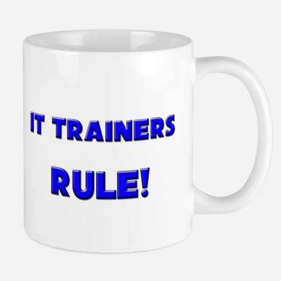 It Trainers Rule! Mug