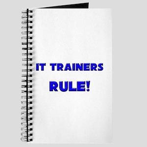 It Trainers Rule! Journal