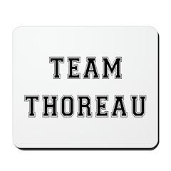 Team Thoreau Mousepad
