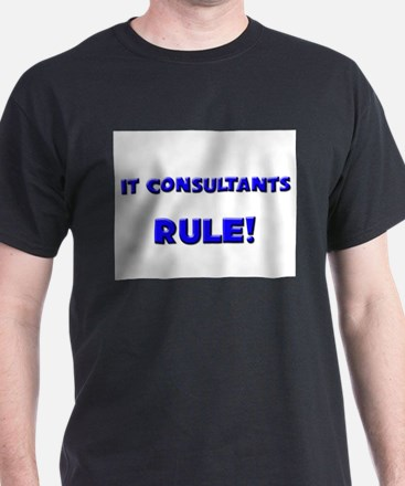 It Consultants Rule! T-Shirt