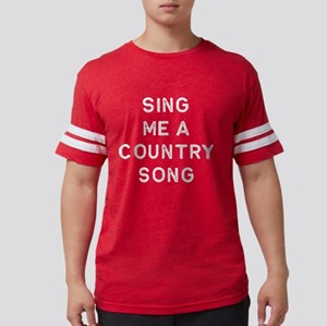 Music Shirt Sing Me A Country Song Light S T-Shirt