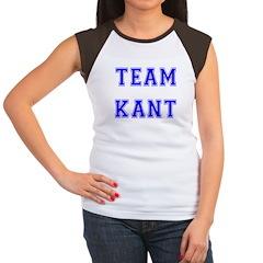 Team Kant Women's Cap Sleeve T-Shirt