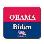 """Obama-Biden"" Mousepad"