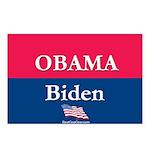 """Obama-Biden"" Postcards (8)"