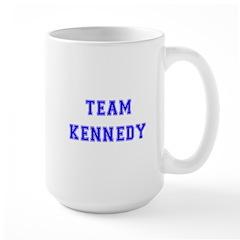 Team Kennedy Large Mug