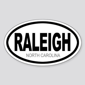 'RALEIGH' Oval Sticker