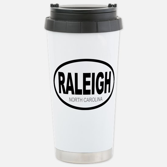 'RALEIGH' Stainless Steel Travel Mug