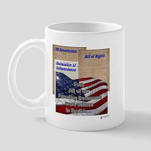 Founding Documents Mug