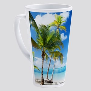 Paradise Corner 17 oz Latte Mug