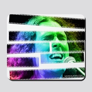 """Al on Film"" Mousepad"