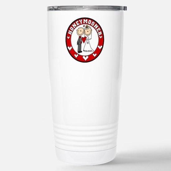 Honeymooner Stainless Steel Travel Mug