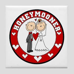 Honeymooner Tile Coaster