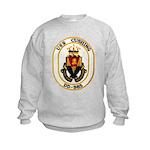 USS CUSHING Kids Sweatshirt