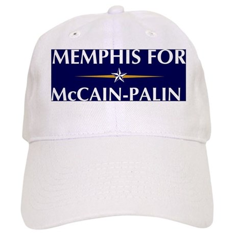 MEMPHIS for McCain-Palin Cap