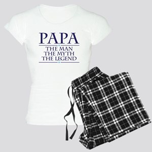 Papa Man Myth Legend Pajamas